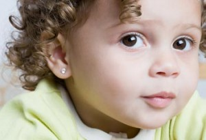 Ear Piercing in Babies: Should You Pierce Her Ears?