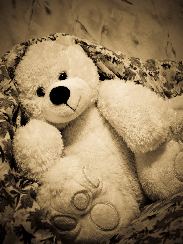 clean stuffed toys