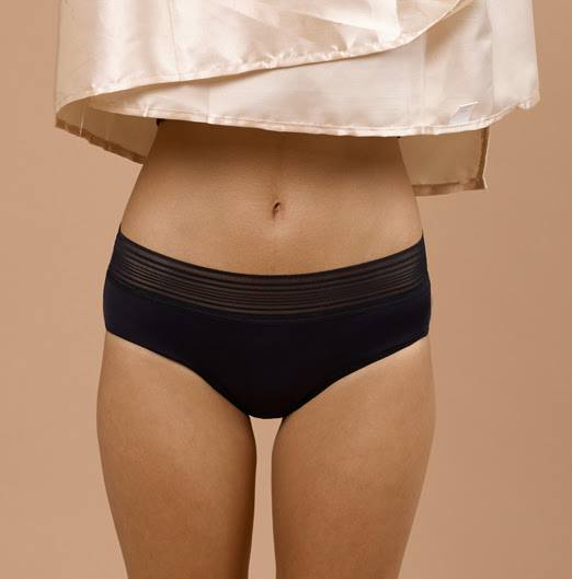 review of thinx period panties