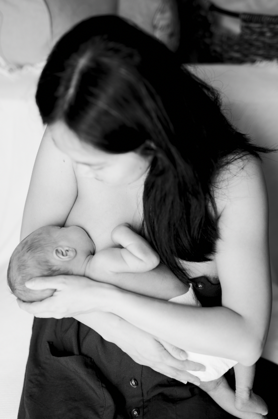 The truth about breastfeeding